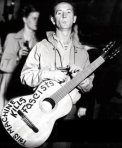 Woody -  This machine kills fascists