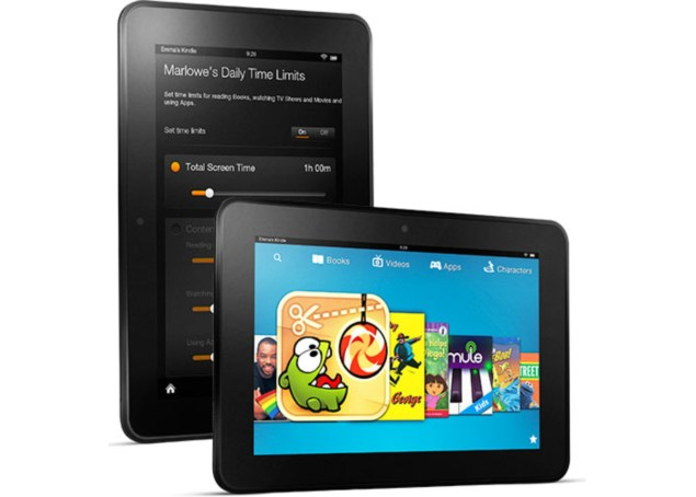Amazon announces new Kindle Fire HD tablets with LTE, 8.9-inch screen | PCWorld