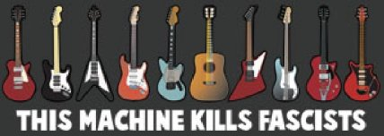 This machine - guitars
